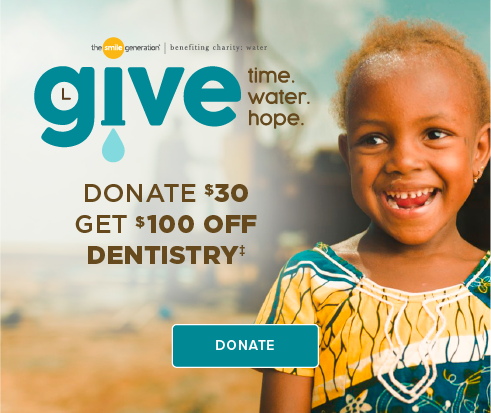 Donate $30, Get $100 Off Dentistry - Marina Smiles  Dentistry